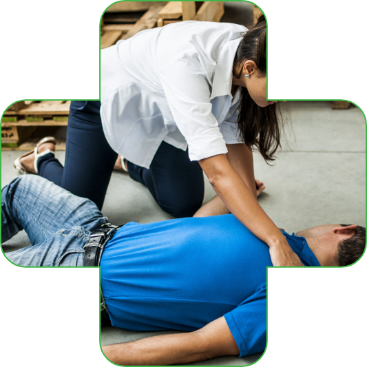 Adult First Aid Courses